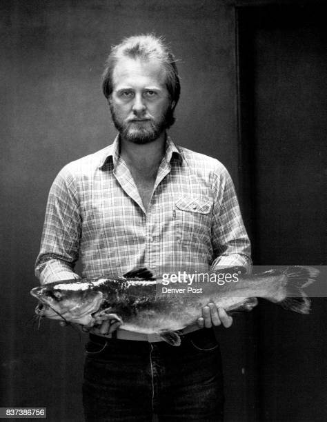 SEP 11 1983 OCT 13 1983 21pound Catfish An affinity for chicken livers proved the undoing of this 21pound 9ounce channel catfish caught by Jim Roe of...