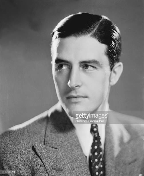 Welshborn actor Ray Milland a popular romantic lead of the 1930s and 1940s