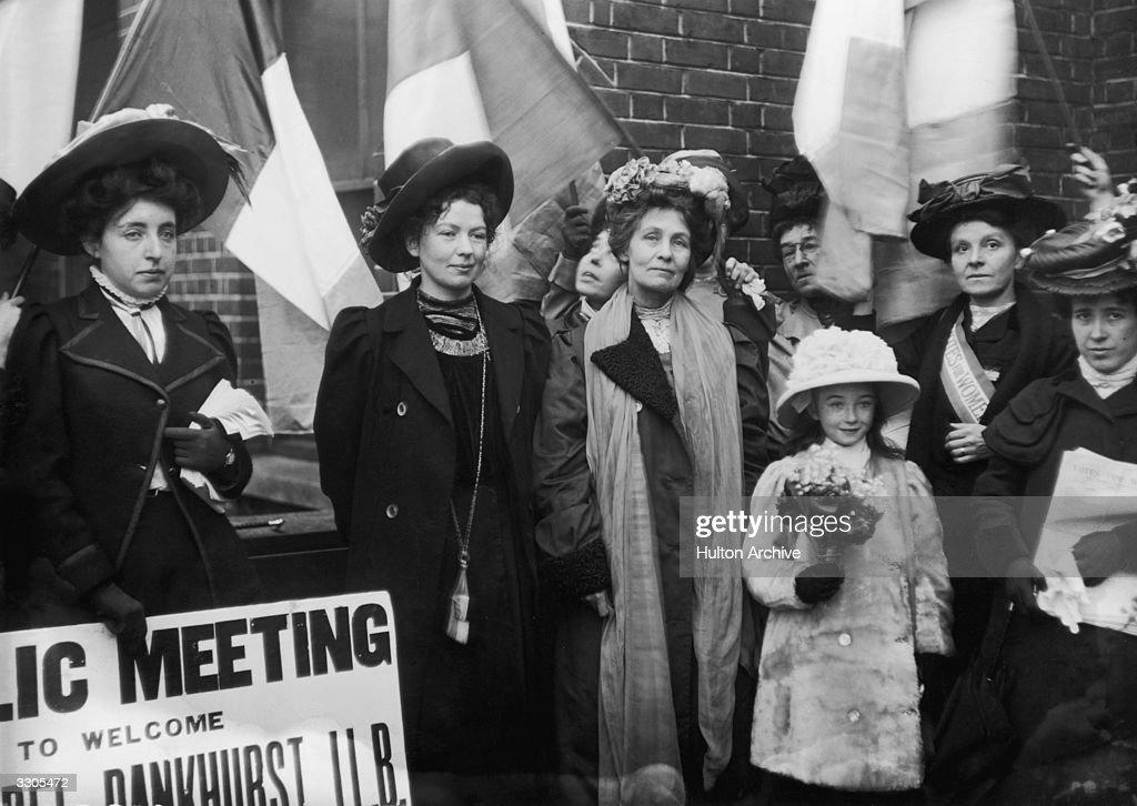 The Pankhursts : News Photo