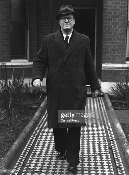 British atomic scientist Dr William George Penney