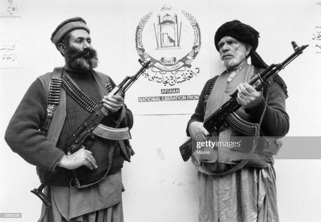 Afghan Guerillas : News Photo