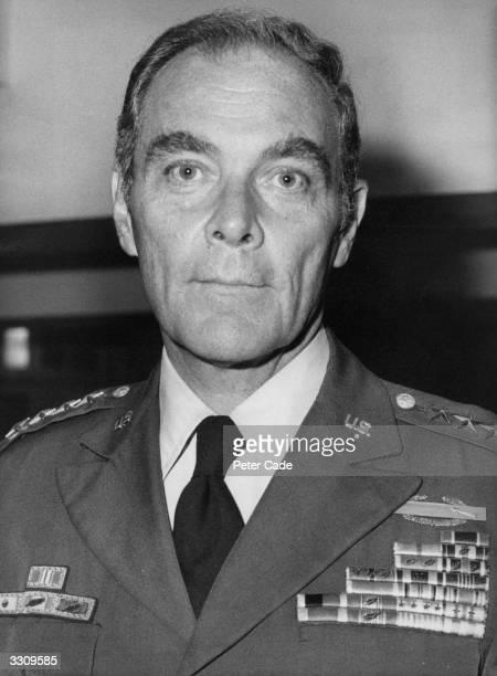 Alexander Haig NATO's Supreme Allied Commander in Europe