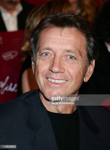 21St Of 'Nuit Des Molieres' In Paris France On May 14 2007 Bernard Giraudeau