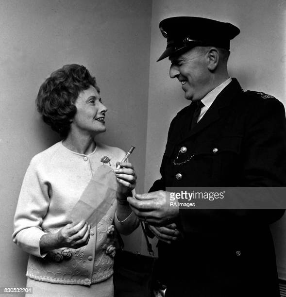 On this day in 1965 plans are announced for the Road Safety Bill which include legal alcohol limits and random breath tests 1967 Police Constable...