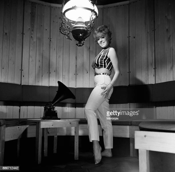 21yearold Julie Goodyear 9th April 1966