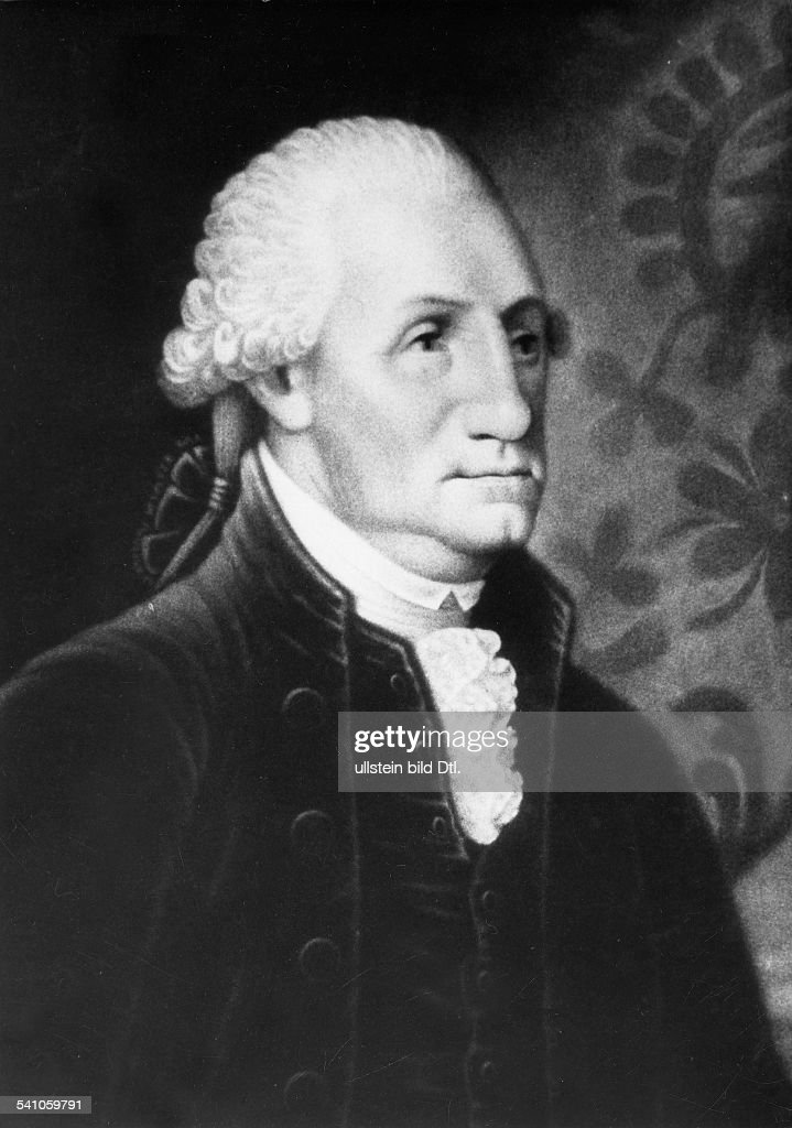 George Washington : News Photo