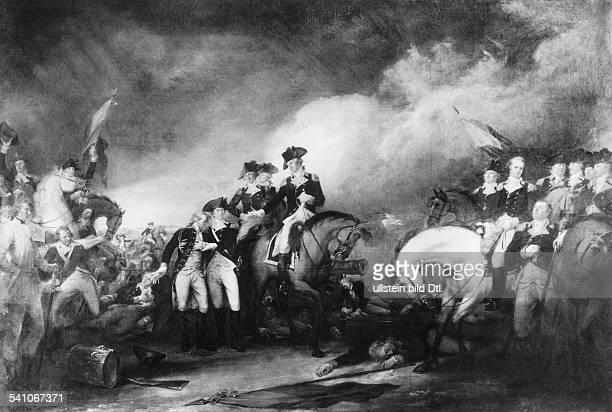 *2202173214121799Politiker USA1 Präsident der USA 17891797begrüsst nach der Schlacht von TrentonOberst Rahl Kommandierender derHessischen...