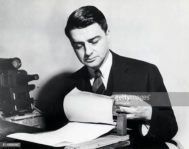 2/21/1947Edwin Land inventor and physicist produced the lightpolarizing filter material 'Polaroid' His wellknown Land Polaroid Camera was a...