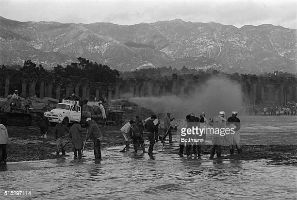 2/2/1969Santa Barbara CA Twenty years after a massive oil spill from an offshore drilling platform on January 28th which caused an ecological...