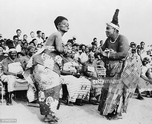 2/22/1957Accra Gold Coast On Mar 6th the two British dependecies on the west coast of Africa the Gold Coast and Ho will become one nation to be known...