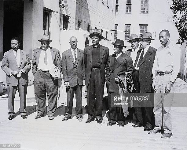 2/22/56Montgomery Alabama A total of 69 negroes were taken into custody or had surrendered on Grand Jury indictments charging them with violation of...