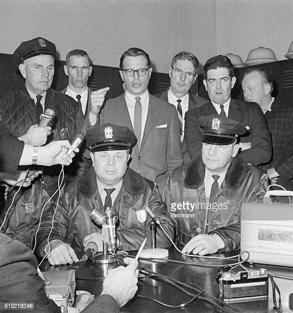 2/25/1967Lynn MAAttorney General Elliott Richardson praised all law enforcement officers connected with the capture of selfconfessed Boston Strangler...