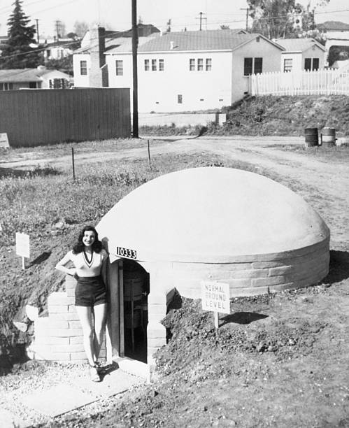 A Gallery Of Fallout Shelters Foot