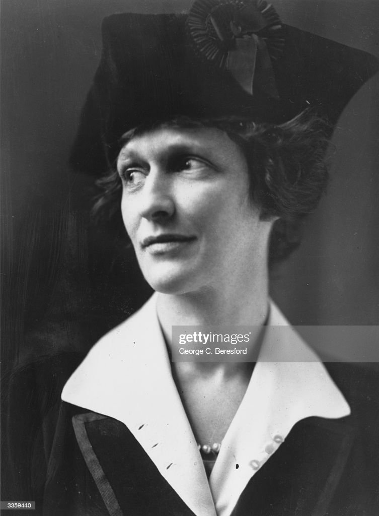 American-born Lady Astor became the first woman MP to sit in the UK House of Commons on 28 November 1919