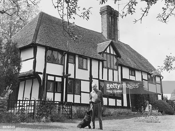 Hubert Beale owner of Dunsters Mill House in Ticehurst on the Kent and Sussex border The 500yearold home valued at 14 is on the site of a planned...