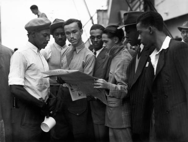 UNS: 22nd June 1948: Windrush Day