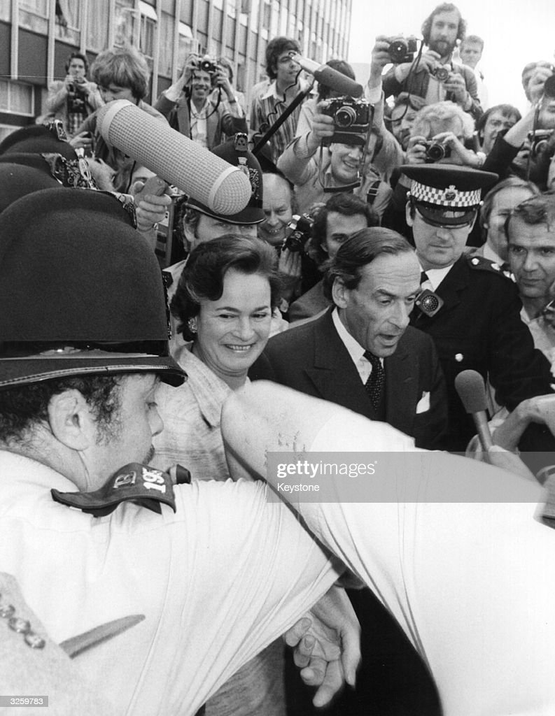 Jeremy Thorpe : News Photo
