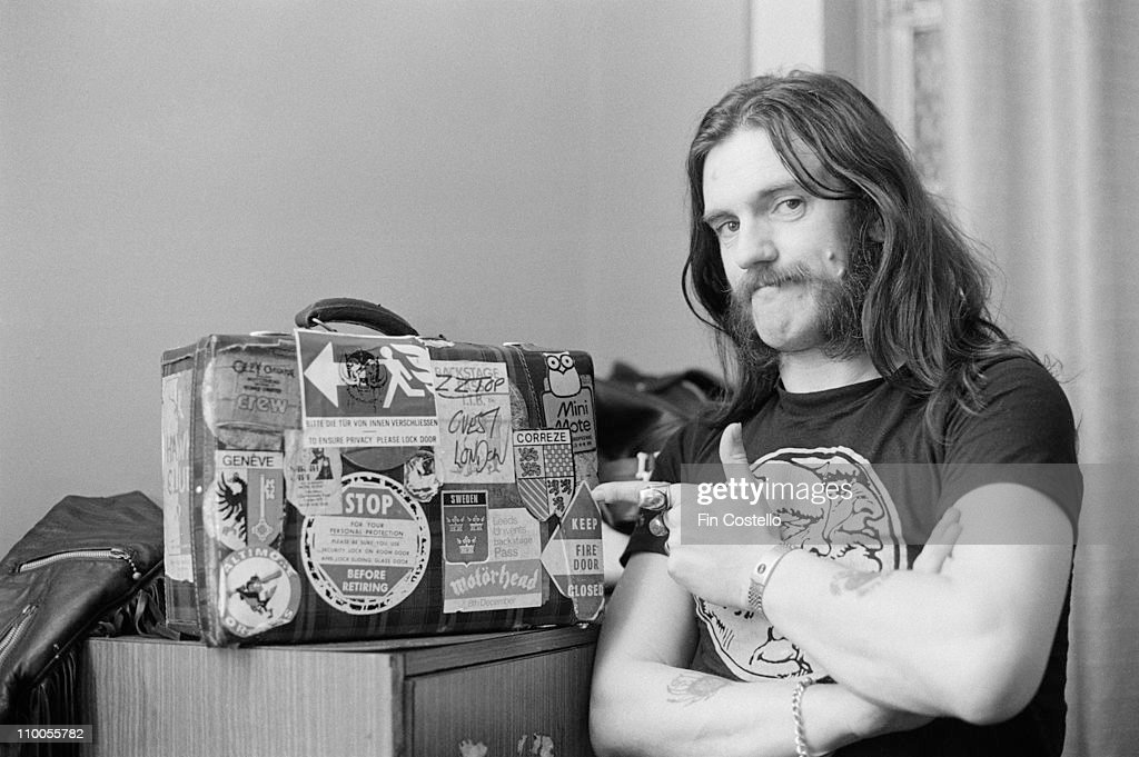 Much Travelled Lemmy : News Photo