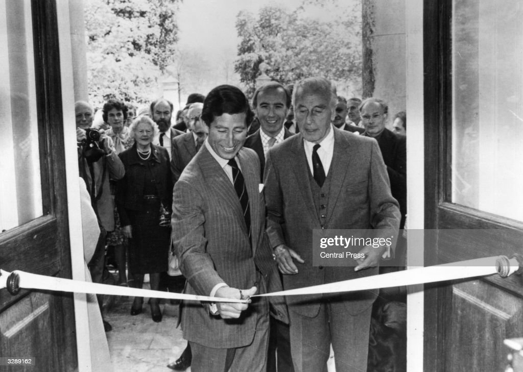 Royal Opening : News Photo