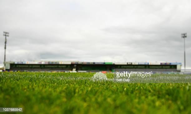 22nd September 2018 Galway Sportsground Galway Ireland Guinness Pro14 rugby Connacht versus Scarlets Connacht try scorer Niyi Adeolokun