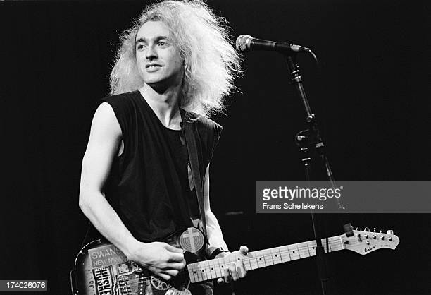 22nd: The Cassandra complex perform live on stage at the Paradiso in Amsterdam, Netherlands on 22nd December 1988.