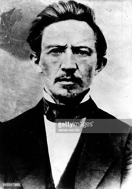 2312182220061876Erfinder DKonstrukteur des ersten deutschen UBootes Porträt vermutlich 1864