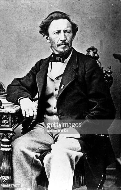 2312182220061876Ingenieur Konstrukteur des ersten deutschen UBootes D Porträt 1864