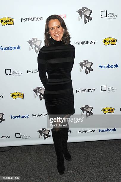 23andMe CEO Anne Wojcicki attends 'The Fast Company Innovation Festival' Data Drugs The New Evolution Of Drug Making With 23andMe And Sprout on...
