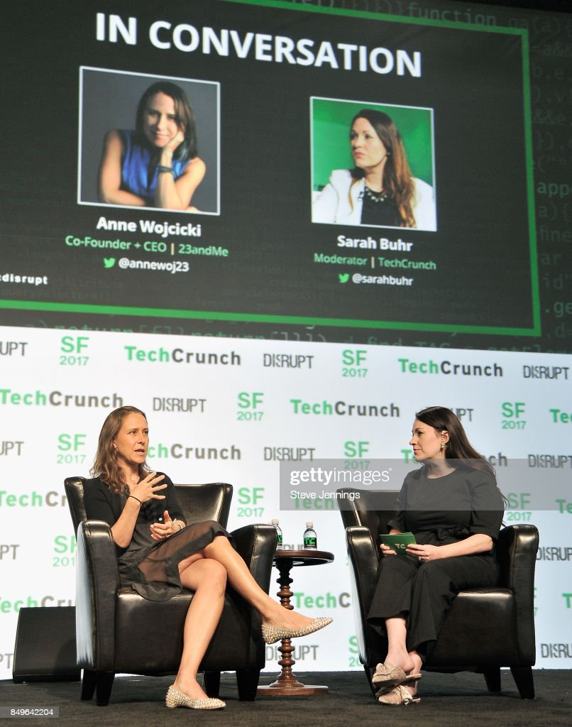 TechCrunch Disrupt SF 2017 - Day 2 : News Photo