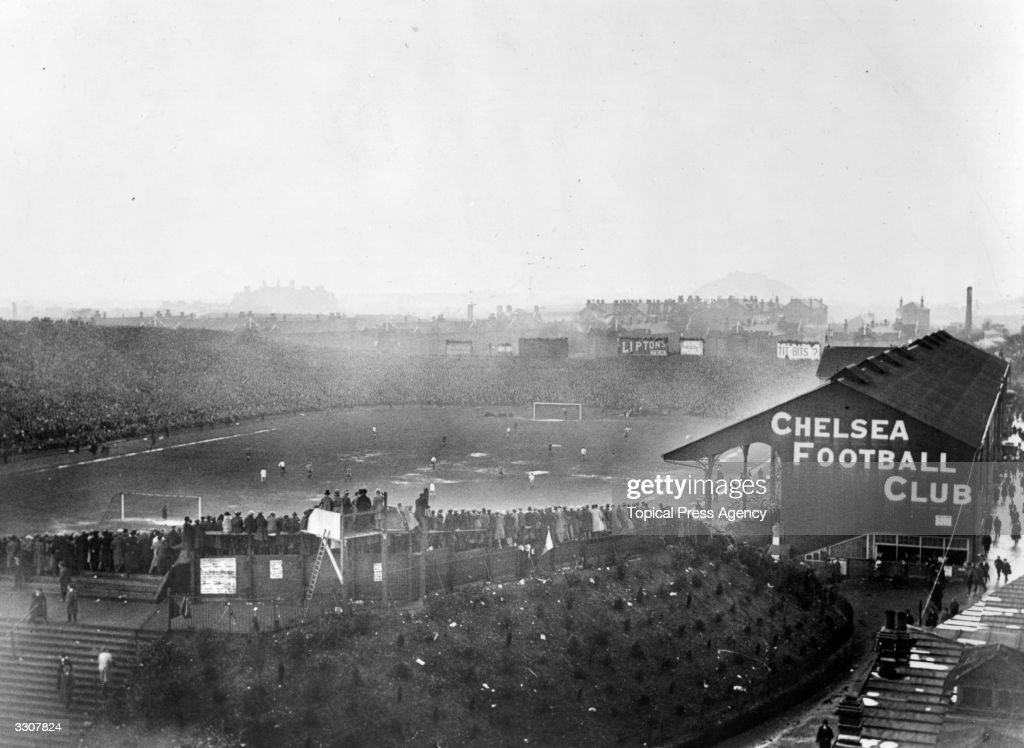 Cup Final 1921 : News Photo