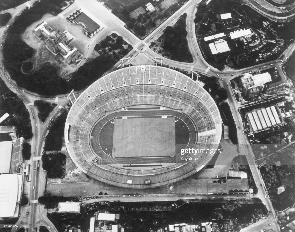 Tokyo Stadium : ニュース写真