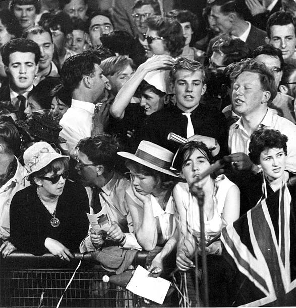 Audience At Proms