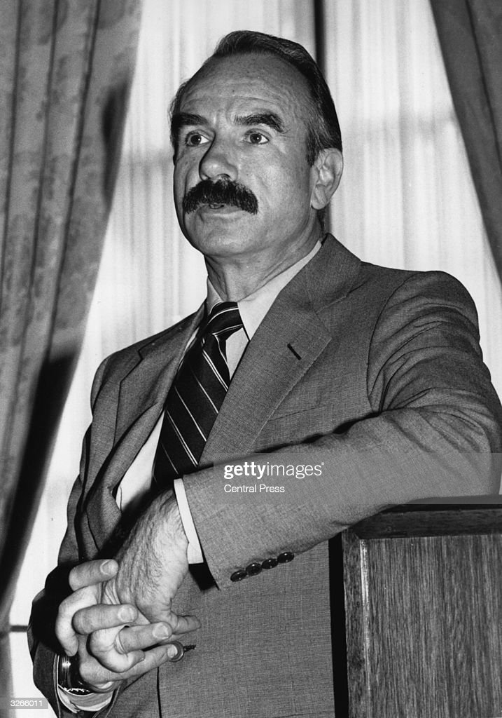G Gordon Liddy : News Photo