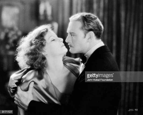 SwedishAmerican actress Greta Garbo as the glamorous Russian spy Tania in the romantic drama 'The Mysterious Lady' directed by Fred Niblo She is...