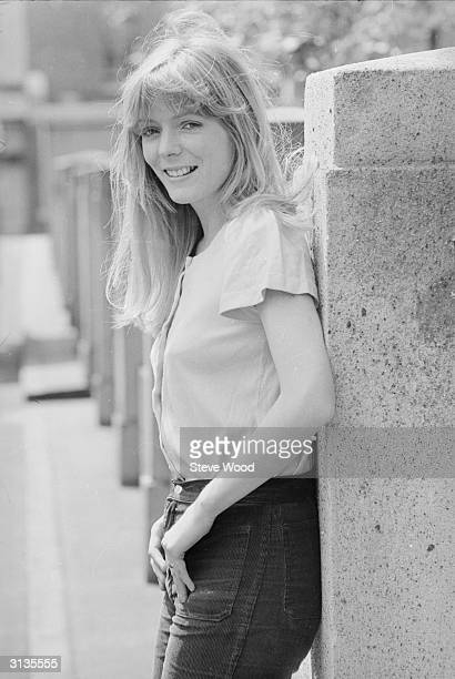 English actress Alison Steadman star of numerous British comedies