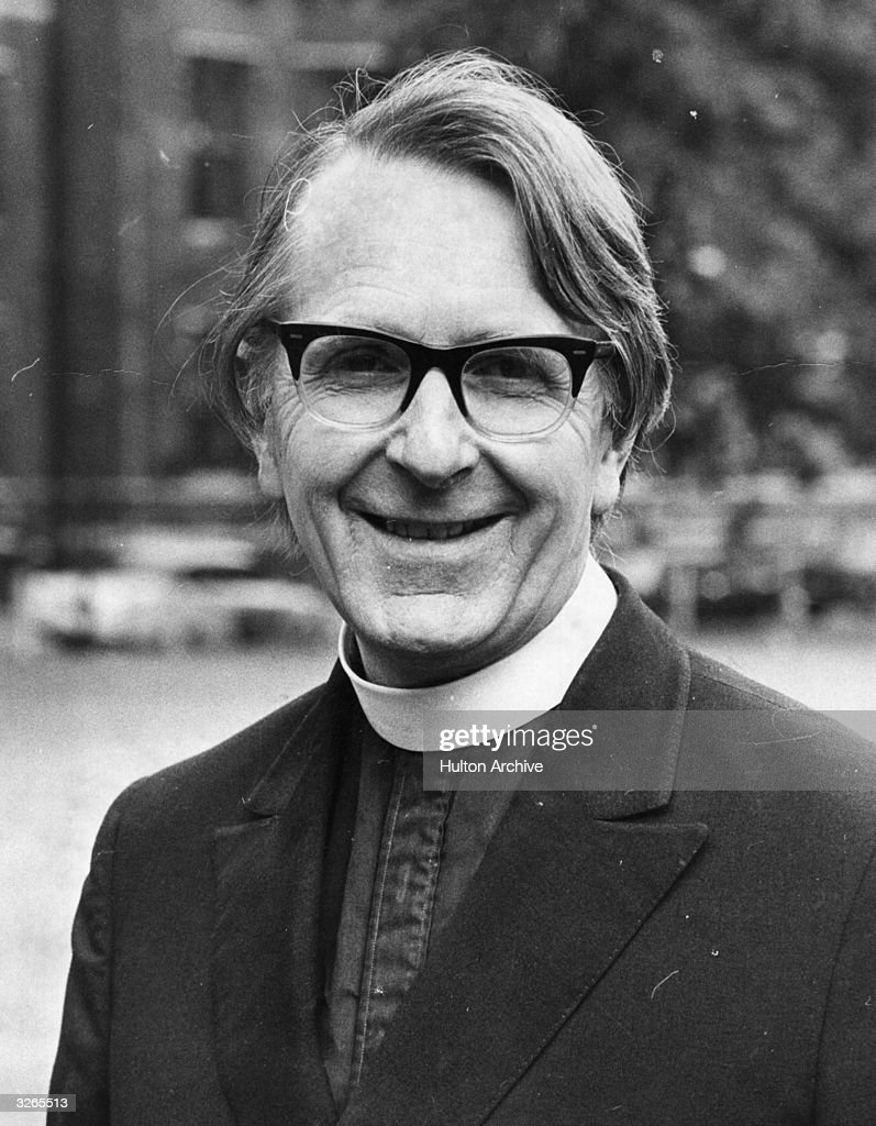 The Reverend Eric Kemp Bishop Of Chichester News Photo Getty Images