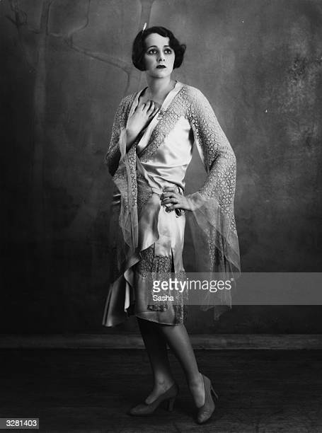 Benita Hume the British leading lady of the 30's and who worked in Hollywood from 1935.