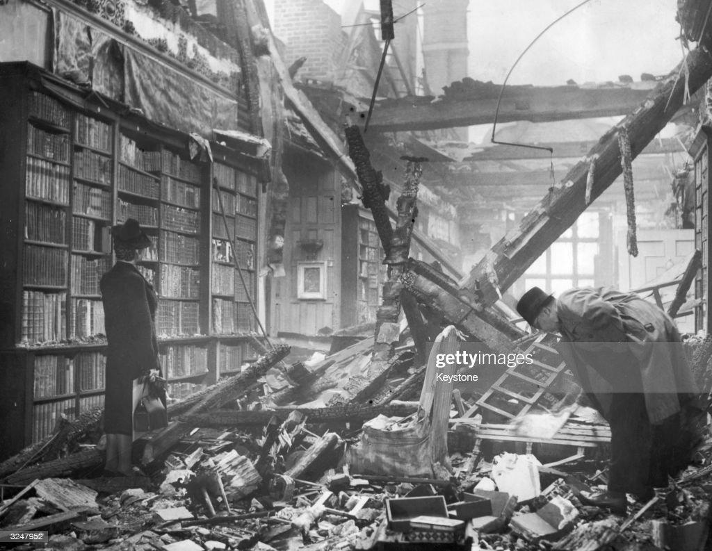 Blitzed Books : News Photo