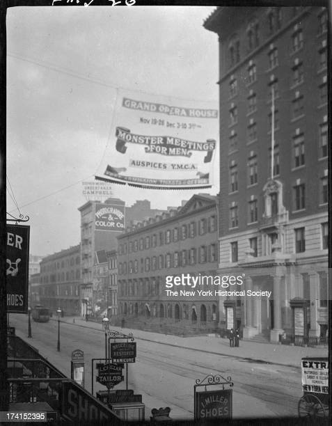 A 23rd Street and Seventh Avenue New York New York 1906