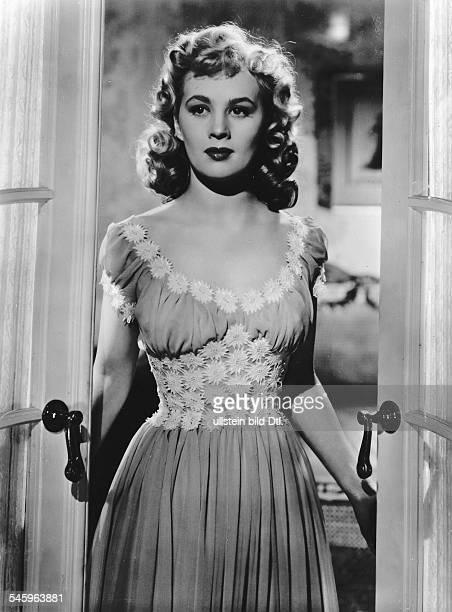 *Schauspielerin Schweden im Spielfilm 'Quartett' 1955