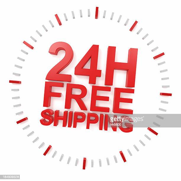 24h free shipping 2