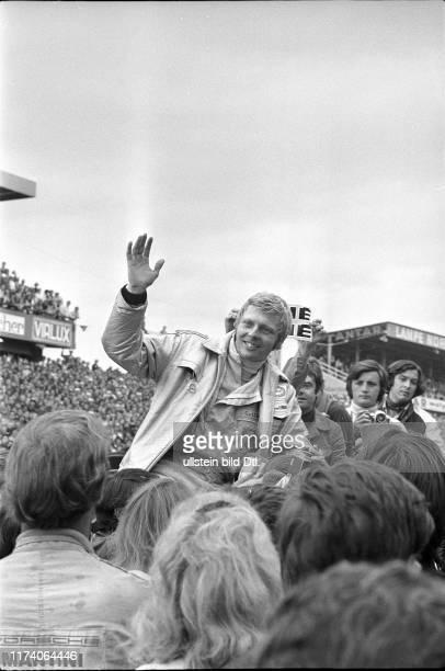 Stunden von Le Mans 1971: Sieger Gijs van Lennep