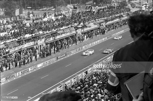 Stunden-Rennen von Le Mans 1971: