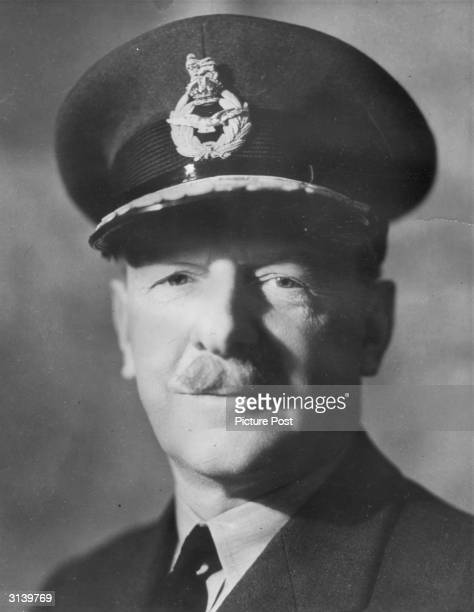 Air Chief Marshal of the Royal Air Force Arthur Travers Harris Original Publication Picture Post 7137 Cheshire VC pub 1954