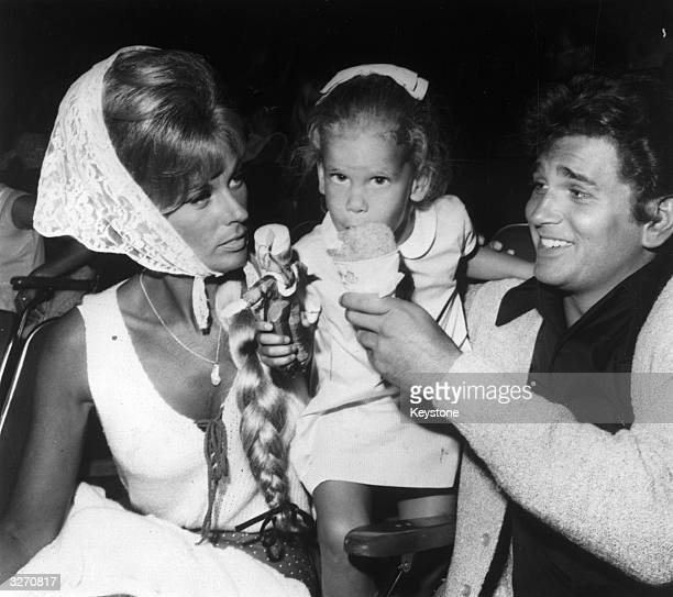 Michael Landon [ Family] Stock Photos and Pictures | Getty ...