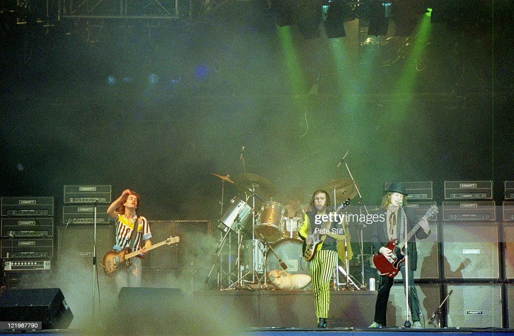 Slade Live At Reading Festival : News Photo