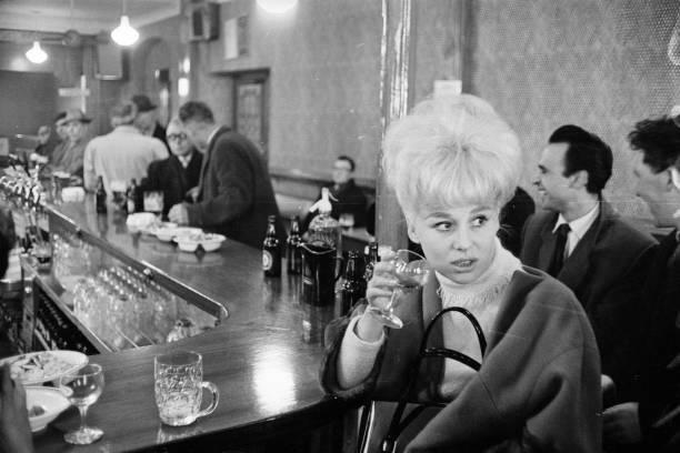 Barbara At The Bar