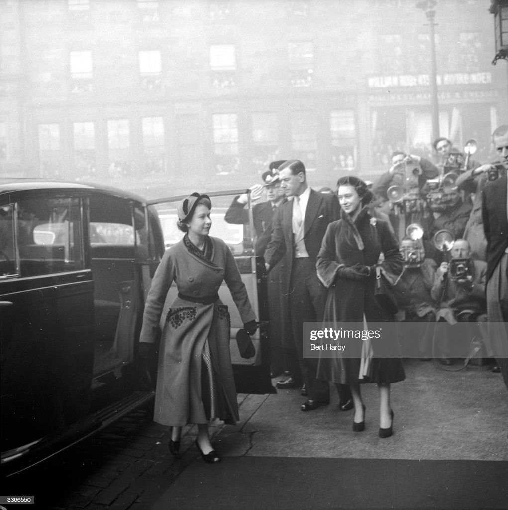 Royal Arrivals : News Photo