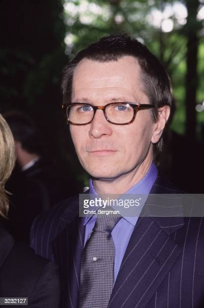Headshot of Britishborn actor and director Gary Oldman at the fifth annual Critics' Choice Awards Beverly Hills California Oldman served as a...