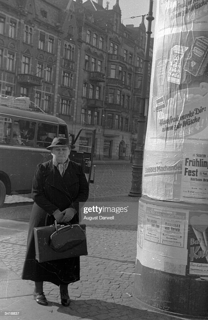 Polish Street : News Photo